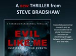 Booksigning by Steve Bradshaw
