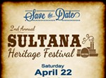 2nd Annual Sultana Heritage Festival