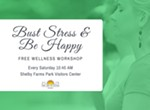 Bust Stress & Be Happy