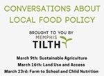 Conversations about Local Food Policy