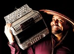 Terrance Simien & the Zydeco Experience with Marcella & Her Lovers at the Halloran Centre