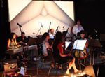 Blueshift Ensemble with Dave Shouse
