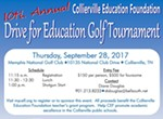 "10th Annual ""Drive for Education"" Golf Tournament"