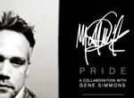Matt McCormack meets Gene Simmons