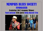 Memphis Blues Society Benefit