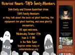Historical Haunts: TAPS Family Members