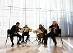 Juilliard String Quartet to Perform