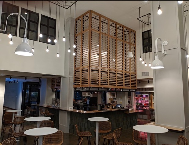 Moxy Bar & Hotel Slated to Open December 6th