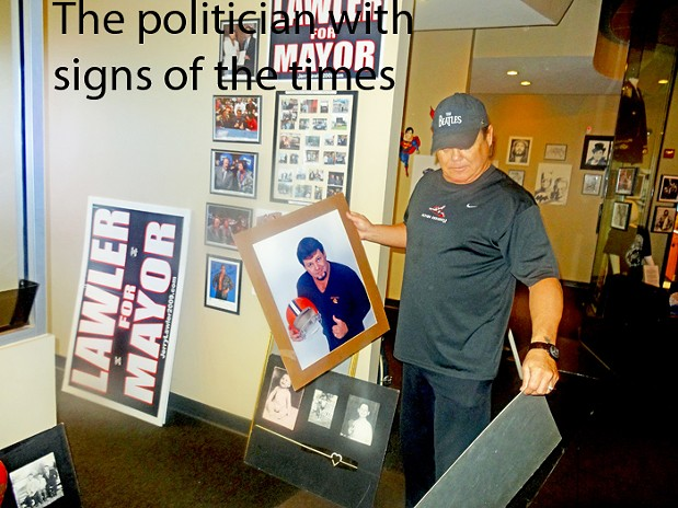 The Jerry Lawler Museum