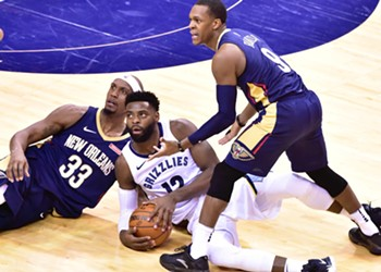 Grizzlies 105, Pelicans 102: The Grizzlies Won? On Purpose?