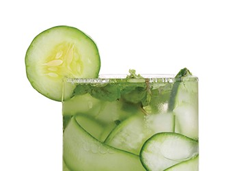 Cool As a Cucumber Drinks for Summer
