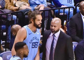 Grizzlies Five-Game Skid Has All Eyes On Bickerstaff