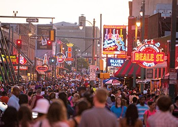Beale Street Cover Charge Returns
