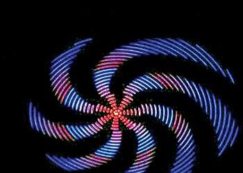 Laser shows at Sharpe Planetarium