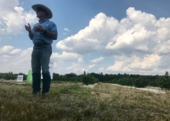 Field Day Gives Glimpse at the Future of Agriculture