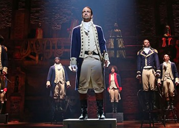 History Has Its Eyes on You: <i>Hamilton</i> Bows on Disney+