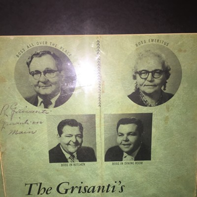Ronnie Grisanti's