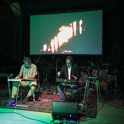 Continuum Music Festival 2019 at Crosstown Arts