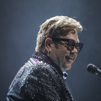 Elton John at the FedEx Forum