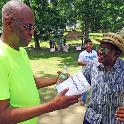 Sidney Chism Political Picnic 2015