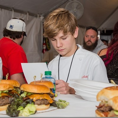 On the Scene at the Best Memphis Burger Fest