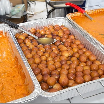 Food and More at India Fest