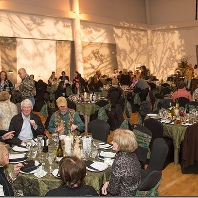 At Opera Memphis' Wild Game Dinner