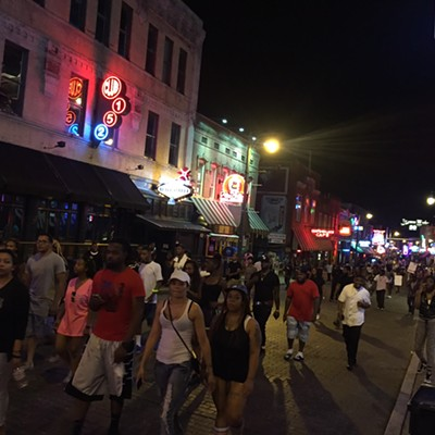 Memphis Black Lives Matter Protest, June 10th