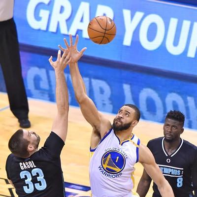 Warriors 122, Grizzlies 107