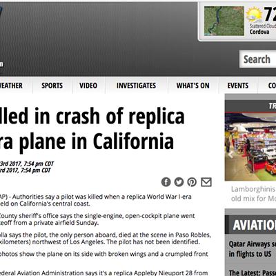 When Local News Isn't: A Slideshow