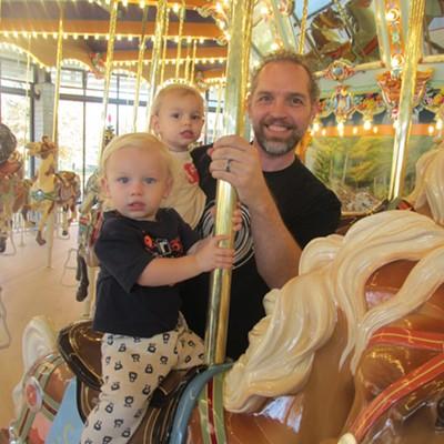 Carousel, Jingle Bell Ball, Le Jardin