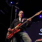 X and the Violent Femmes played a packed show at the new Graceland Soundstage venue on Thursday, May 16th. All photos by Jamie Harmon.