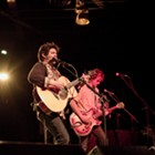Conor Oberst performed at Minglewood Hall  on Saturday. <br>