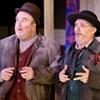 Bad Santa: Tennessee Shakespeare turns <i>Godot</i> into a Holiday Hellscape