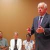 Bredesen's Modest Bio, Common Touch Score with Local Democrats
