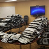 Truckers Busted With 280 Pounds of Marijuana
