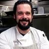 Erling Jensen's chef de cuisine Keith Clinton.