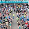 Street Closures for St. Jude Marathon to Begin Early Saturday