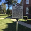 New Historical Marker Honors College Students' Sit-in
