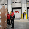 XPO Promises Jobs for Some in Closing Warehouse