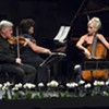 An Inspired Weekend of Beethoven With Iris & The Zukerman Trio