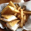 SkiMo's Grilled Cheese Marshmallow Sandwich