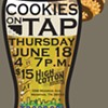 Cookies on Tap Thursday