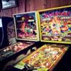 Pinball tournament at Garibaldi's