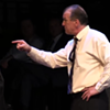 "George Dudley Stars as LBJ in ""All the Way"" at Playhouse on the Square"