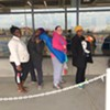 Line Forms at Ikea Memphis