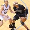 Grizzlies 89, Spurs 74: Vince Carter's Block Party