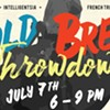 Cold Brew Throwdown Friday!