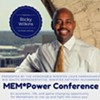 "Ricky Wilkins, battling cancer, to Head  ""Mem-Power Conference"""
