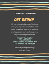 Group Therapy - Uploaded by Forward Counseling